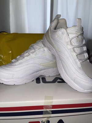 Fila Heel Sneakers white