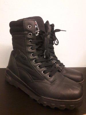 Fila Grunge Boots Gr 41 Vintage