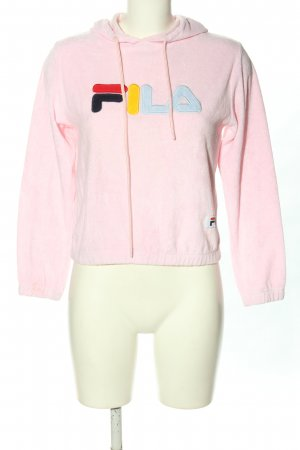 Fila Kapuzensweatshirt pink Casual-Look