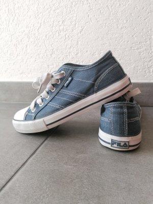 FILA Leinen-Sneaker