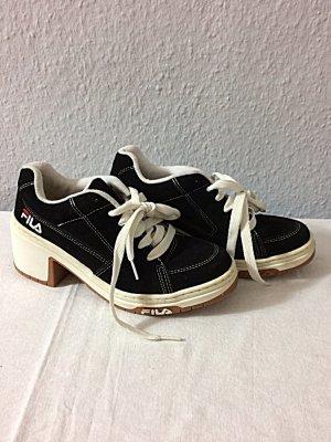 Fila Platform Sneaker mit Absatz Gr. 40 70´s
