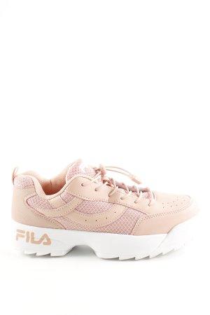 Fila Sneaker slip-on color carne