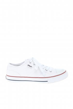 Fila Sneaker stringata bianco stile casual