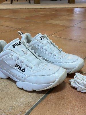 Fila Schuhe mit Gebrachsspuren