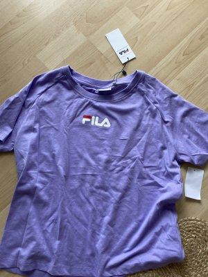 Fila shirt neu sport violet Flieder