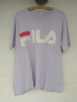 FILA Shirt Oversized Flieder XL