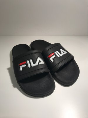 Fila Beach Sandals multicolored synthetic