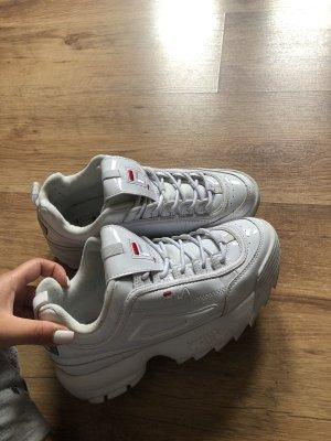 Fila Chaussure skate blanc