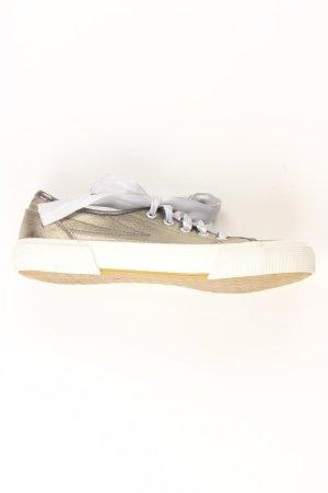 FILA Sneaker gold Größe 39
