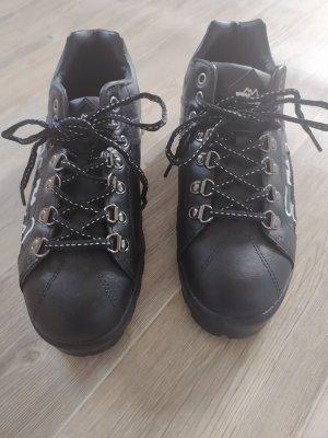 FILA Sneaker gr 39,5 schwarz weiß