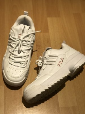Fila Sneaker weiß