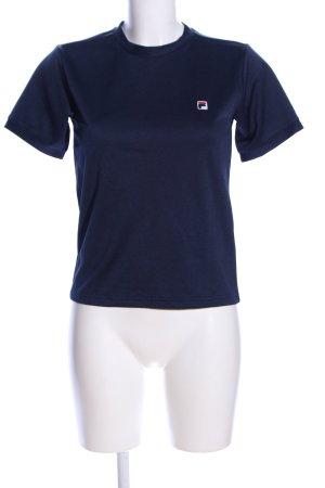 Fila T-Shirt blau Casual-Look