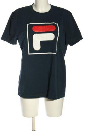 Fila T-Shirt mehrfarbig Casual-Look