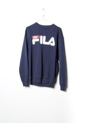 FILA Unisex Sweatshirt in Blau