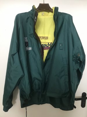 Fila Sports Jacket neon yellow-green