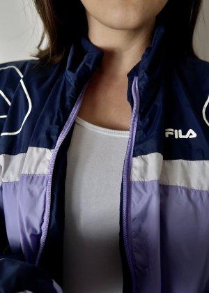 FILA Windbreaker (lila)