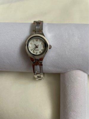 Filigrane Armband Uhr zierlich von Sempre Silber 925