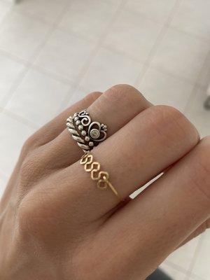 Filigraner ring vergoldet by boe