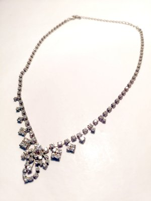 Bijou Brigitte Necklace silver-colored