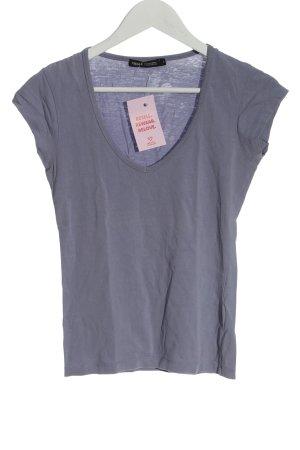 Filippa K Basic Shirt blue casual look