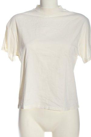 Filippa K Koszulka basic biały W stylu casual