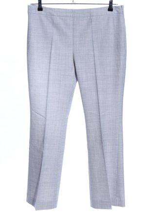 Filippa K Pantalón de pinza gris claro Patrón de tejido estilo «business»