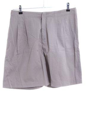 Filippa K Pantalon à pinces gris clair style décontracté