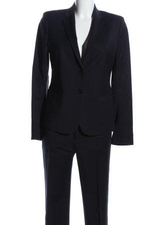 Filippa K Business-Anzug schwarz Business-Look