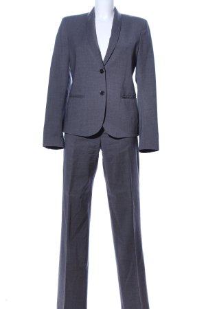 Filippa K Costume business gris clair Motif de tissage style d'affaires