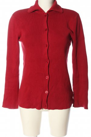 Filippa K Cardigan rosso stile casual