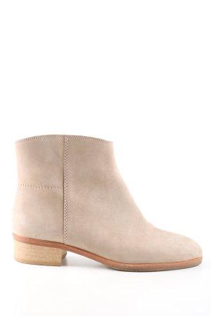Filippa K Chelsea Boots wollweiß Casual-Look