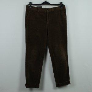 Filippa K Corduroy Trousers bronze-colored cotton
