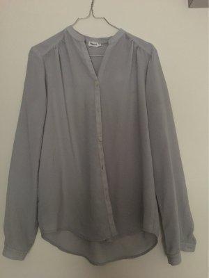 Filippa K Crepe Bluse, XS, Farbe Eisblau
