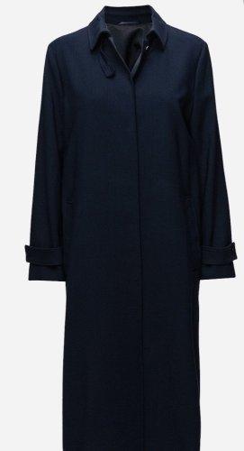 Filippa K Duster Mantel nachhaltig & hochwertig mit Woll Anteil
