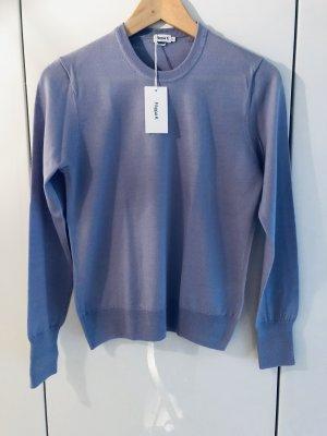 Filippa K - Fliederfarbener Pullover aus reiner Wolle