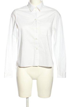 Filippa K Hemd-Bluse weiß Casual-Look