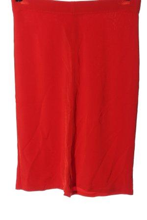 Filippa K Gonna a vita alta rosso stile casual