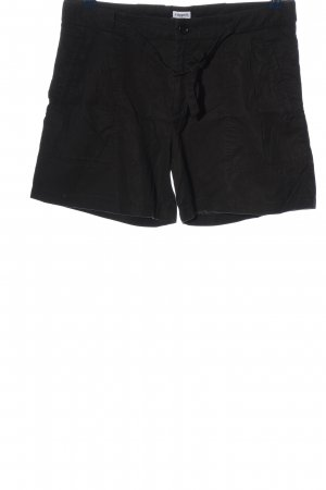 Filippa K High-Waist-Shorts black casual look