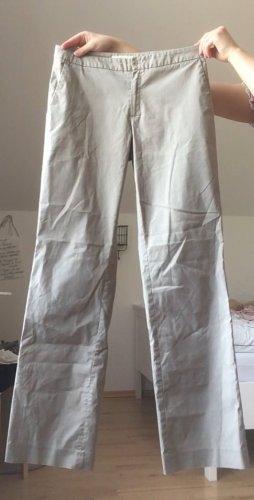Filippa K Pantalon chinos beige clair-argenté