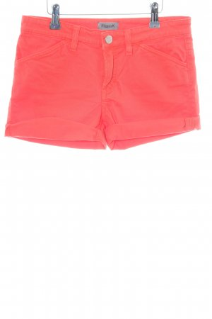 Filippa K Hot pants rosa-rosso stile casual