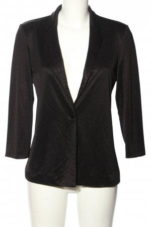 Filippa K Jersey blazer zwart zakelijke stijl