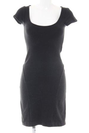 Filippa K Jerseykleid schwarz Casual-Look