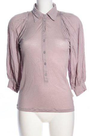Filippa K Langarm-Bluse pink Casual-Look