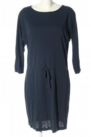 Filippa K Langarmkleid blau Casual-Look