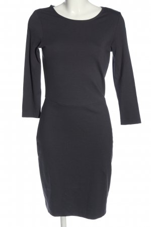 Filippa K Langarmkleid hellgrau Business-Look