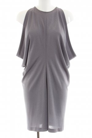 Filippa K Long-Bluse hellgrau Business-Look