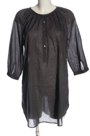Filippa K Lange blouse zwart casual uitstraling