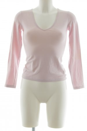 Filippa K Manica lunga rosa stile casual