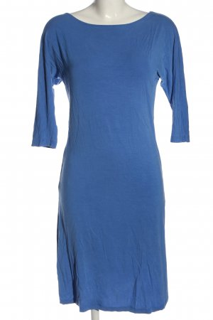 Filippa K Midikleid blau Casual-Look