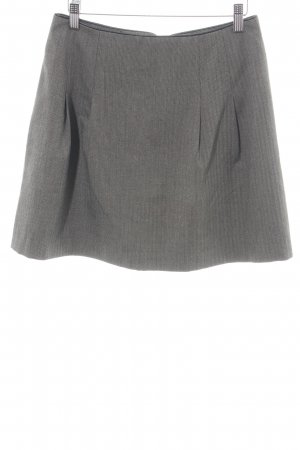Filippa K Mini rok zilver zakelijke stijl
